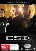 CSI: Season 11 [Region 4]