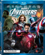 The Avengers (2012) (Marvel) [Blu-ray]