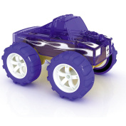Hape Bamboo Mini Monster Truck