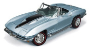 1967 Chevrolet Corvette L88 Blue 1/18