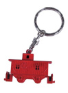 Caboose Key chain