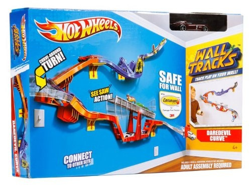 Hot Wheels Wall Tracks...