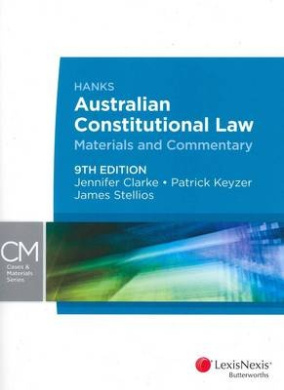 hanks australian constitutional law materials and commentary pdf