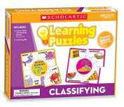 Teachers Friend TF-7156 Classifying Learning Puzzles