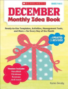 December Monthly Idea Book, Grades Prek-3