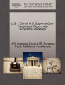 U.S. V. Carroll U.S. Supreme Court Transcript of Record with Supporting Pleadings