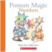 Possum Magic - Numbers [Board book]