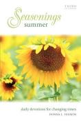 Seasonings: Summer