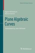Plane Algebraic Curves
