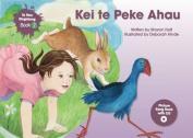 Kei Te Peke Ahau