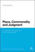 Place, Commonality and Judgment