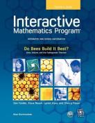 Imp 2e Y2 Do Bees Build It Best? Teacher's Guide