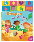 Shapes by the Sea (Fun-Tab Board Books) [Board book]