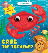 Crab the Traveler (Curious Eyes) [Board book]