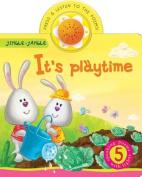 It's Playtime (Jingle-Jangle) [Board book]