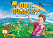 Our Planet (Sounds Around Us) [Board book]
