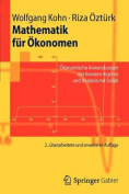 Mathematik Fur Okonomen