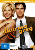 Dharma and Greg [Region 4]