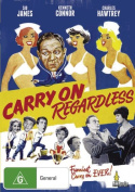 Carry On Regardless [Region 4]