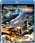 Starship Troopers: Invasion [Region B] [Blu-ray]