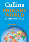 Collins Primary World Atlas Whiteboard Edition