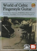 World of Celtic Fingerstyle Guitar Book/DVD Set