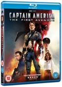 Captain America - The First Avenger [Region 2] [Blu-ray]