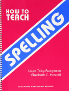 How to Teach Spelling