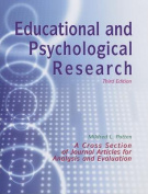 Educational and Psychological Research