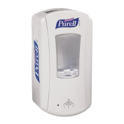 Purell 1920-04 LTX-12 Dispenser 1200 mL White
