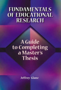 Fundamentals of Educational Research