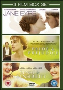 Jane Eyre/Pride and Prejudice/Sense and Sensibility [Region 2]