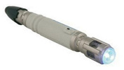Doctor Who Tenth Doctor Sonic Screwdriver LED Torch