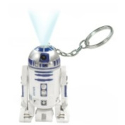Wesco STAR71 Star Wars R2D2 Keychain Torch