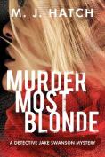 Murder Most Blonde