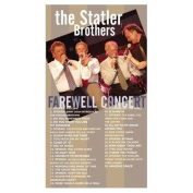 The Statler Brothers Farewell Concert [VHS]