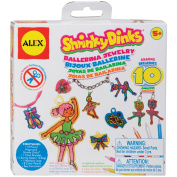 ALEX Toys - Shrinky Dinks Jewellery Kit, Ballerina