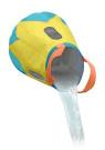 Melissa & Doug - Sunny Patch - Sand Play - Cinco Starfish Collapsible Bucket
