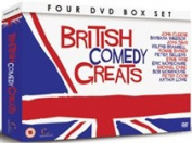 British Comedy Greats [Region 2]