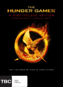 Hunger Games Quad Play, The Deluxe Edition [Blu-ray]