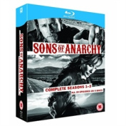 Sons of Anarchy - Season 1-3 [Blu-ray] [Region B] [Blu-ray]
