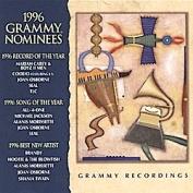 1996 Grammy Nominees - Various - CD