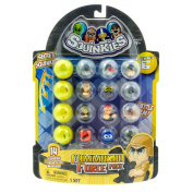 Squinkies Boys Bubble Packs Series 6 - Commando Force Pack