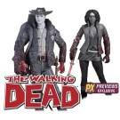 The Walking Dead Series 1 Action Figure 2-Pack - Rick and Michonne