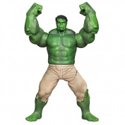 The Avengers Mighty Battlers Action Figure - Fist Smashing Hulk