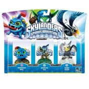 Skylanders Spyro's Adventure Character 3-Pack - Wrecking Ball/Stealth Elf/Sonic Boom