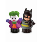 Fisher-Price Little People DC Super Friends Figures 2-Pack - Batman and Joker