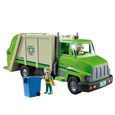 Toys Recycle Truck 120