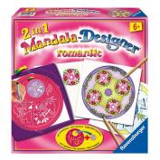 Ravensburger 5.1cm 1 Mandala Designer - Romantic Themes