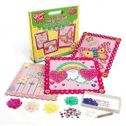 Glam Art Girly Garden Sequin Craft Kit